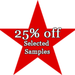 25-percent-off-red-star-samples