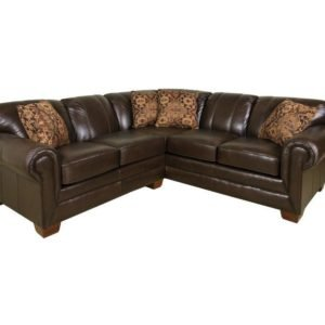 Leather Sectionals & Sofas