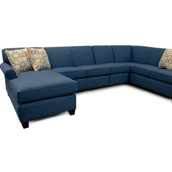 sectional, fabric sectional