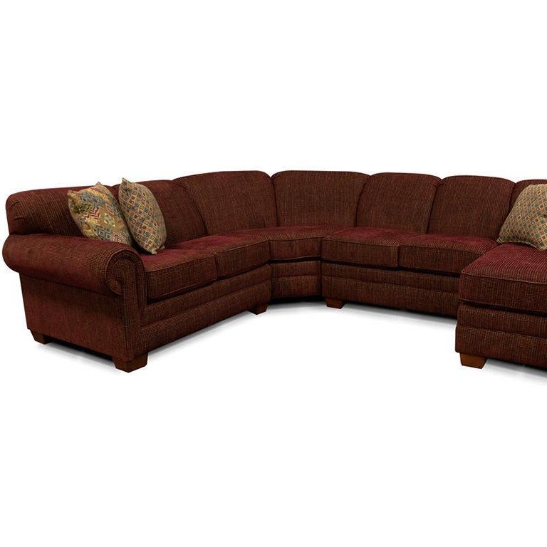 Fabric Sectional Fireside Furniture