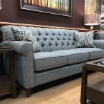 Classic Button Tufted Sofa Designed and built for the long haul