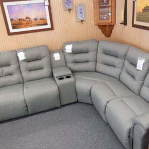 Comfort-Plus Reclining Sectional