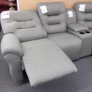 Comfort-Plus Reclining Sectional reclined
