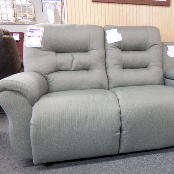 Comfort-Plus Reclining Sectional upright