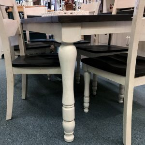 Farmhouse-Dining-Collection-handsawn-table detail