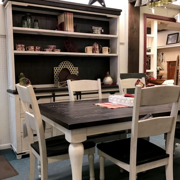 huge Farmhouse Table part of Farmhouse-Dining-Collection