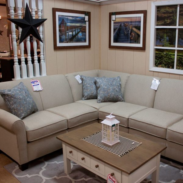 large Comfy Sectional photo