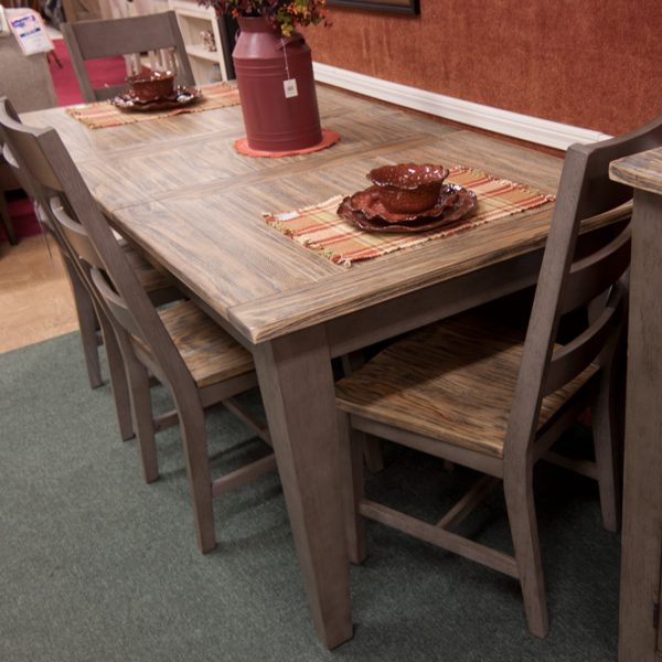 Pine Dining Table's and chairs