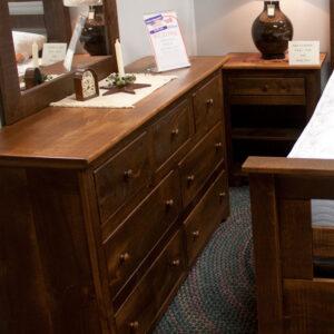 solid pine dresser part of set