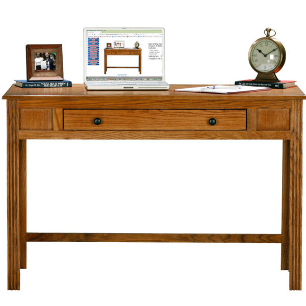 Oak Writing Desk from Fireside Furniture in NJ