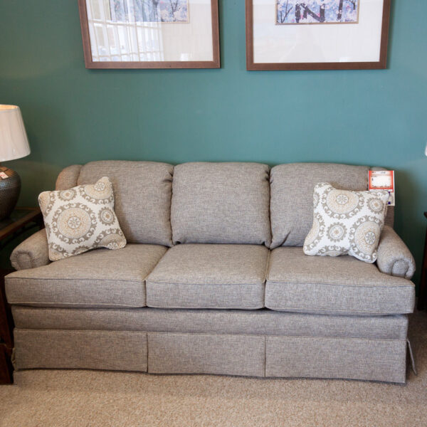 coil spring sofa