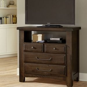 distressed-rustic-bedroom-collection-dark-finish-media-center