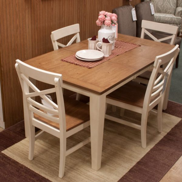 farmhouse 36x48 extension table