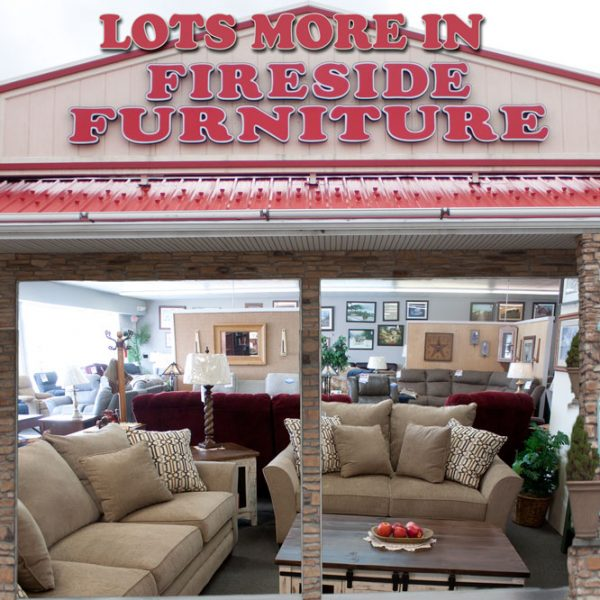 lots more sofas inside fireside furniture in north jersey