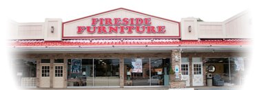 fireside furniture store from road