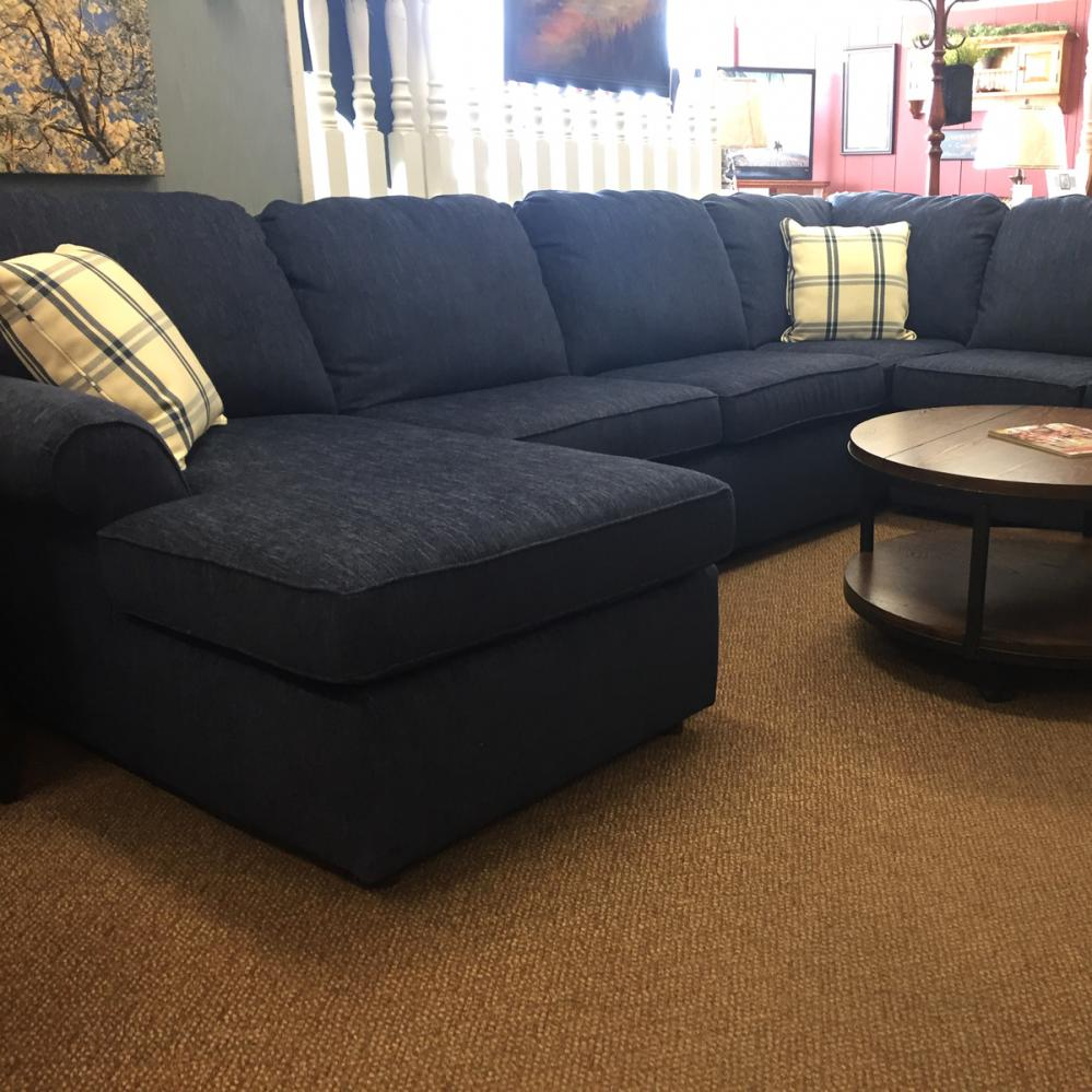 large comfy sectional sofa