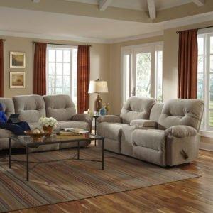 reclining sofa, reclining loveseat, made in USA