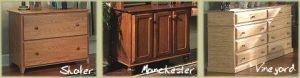 oak designs dresser