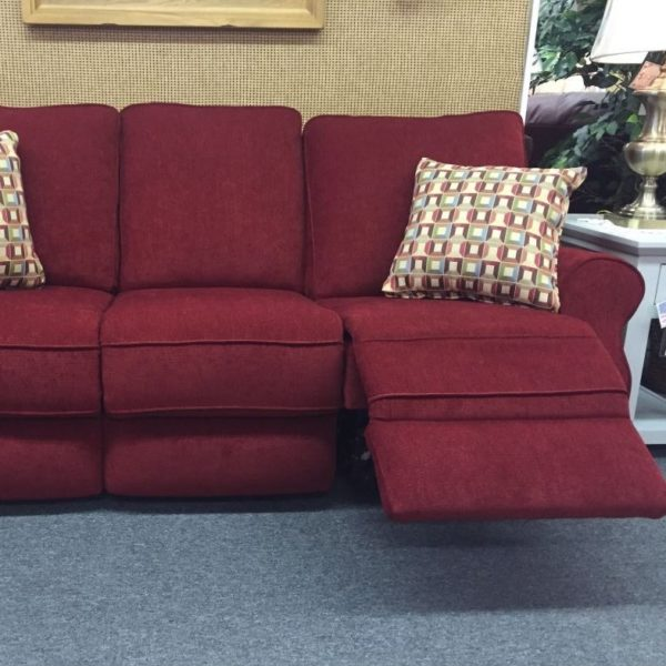 reclining sofa, power sofa, made in usa