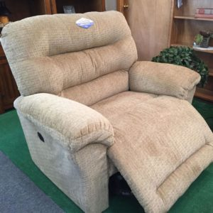 Power Tilt Headrest Recliner