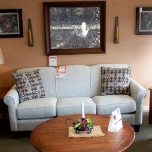 Pullover Back Design Sofa
