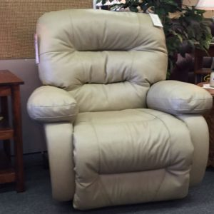 Recliner With Removable Back