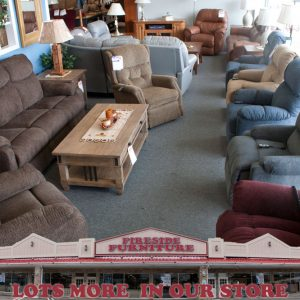 many more recliners in our north jersey furniture store