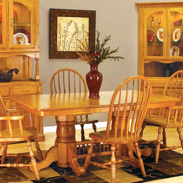 Country Style Dining Room Furniture: Country Style Dining Set