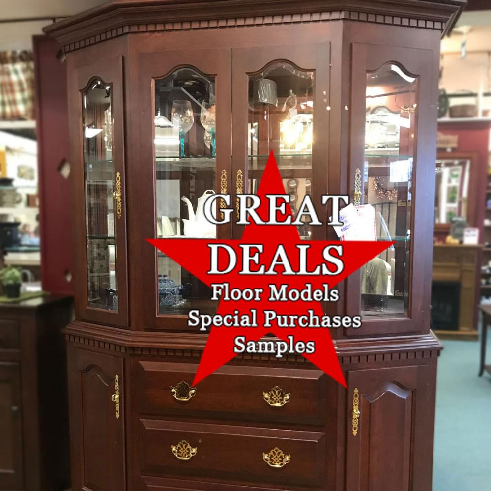 FIreside Furniture Specials. Check Back Soon Or Join Our