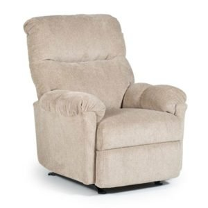 splitback cushion recliner