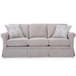 Transitional Sofa studio shot