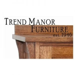 trend manor furniture logo