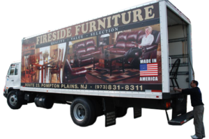 Fireside Furniture Delivery