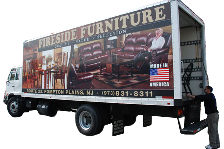 Fireside Furniture Delivery