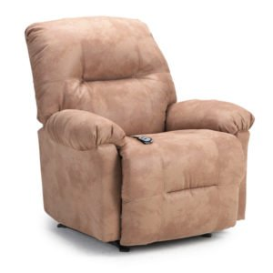 medium-sized power lift recliner offers a warm embrace no matter the time of day. At first sight, the pillow cushions have the power to ease your worries away